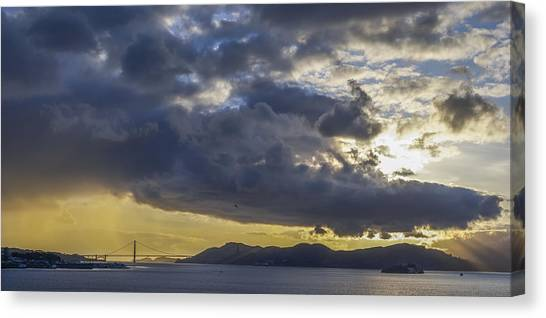 Icons Of The Bay Canvas Print