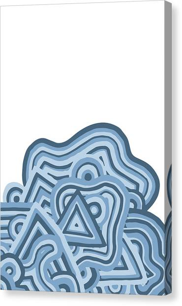 Icy Fun Canvas Print