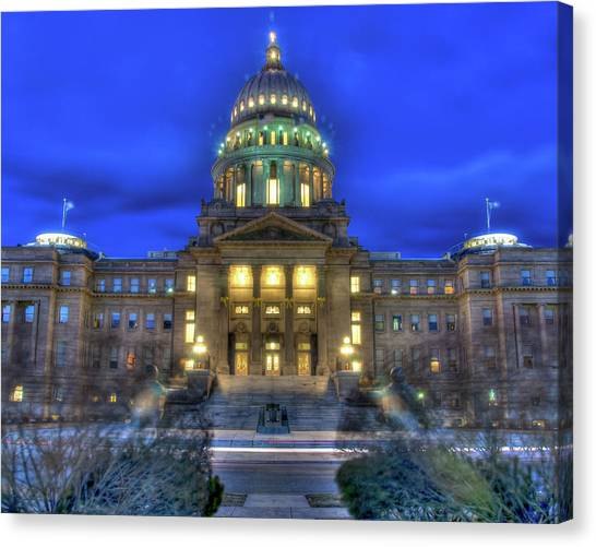 Idaho's Liberty Bell Canvas Print