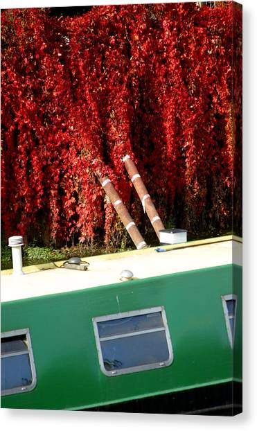 If Only It All Looked Like This Canvas Print by Jez C Self