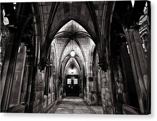 If These Walls Could Talk Canvas Print