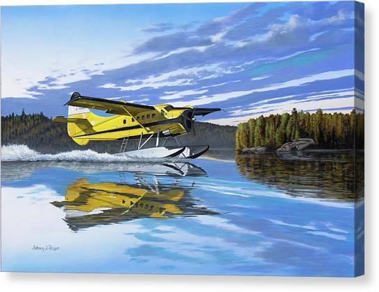 Ignace Adventure Canvas Print