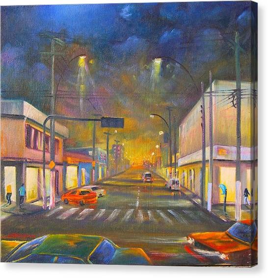 Iguaba Grande Canvas Print by Leomariano artist BRASIL