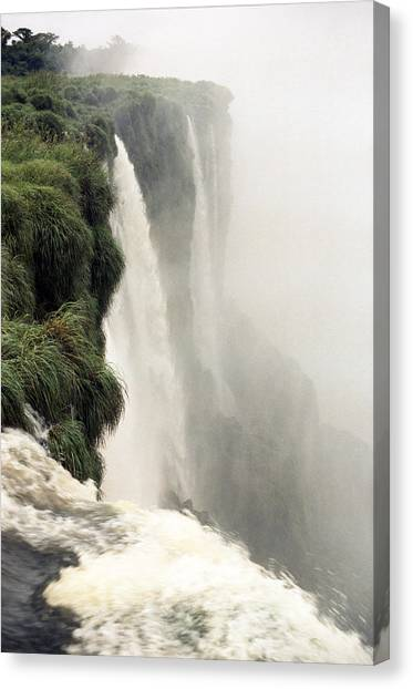 Iguazu Falls Canvas Print - Iguazu Falls by Balanced Art
