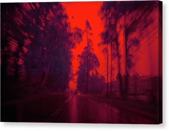 Canvas Print - I'll Be Home 4 Xmas by Daniel Furon
