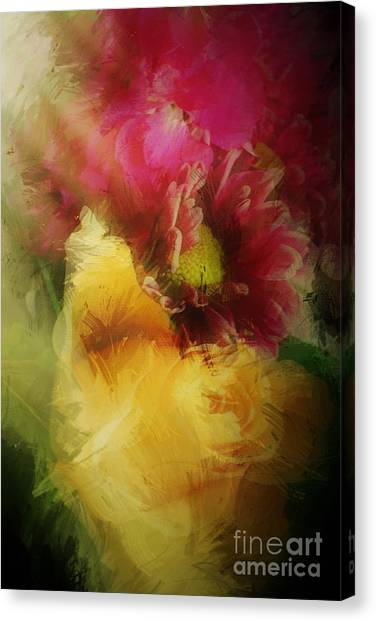 Illuminated Canvas Print
