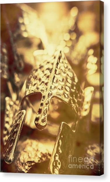 Metal Canvas Print - Illuminating The Dark Ages by Jorgo Photography - Wall Art Gallery