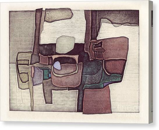 Illusion I Canvas Print by Agnese Kurzemniece