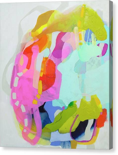 Canvas Print - I'm So Glad by Claire Desjardins
