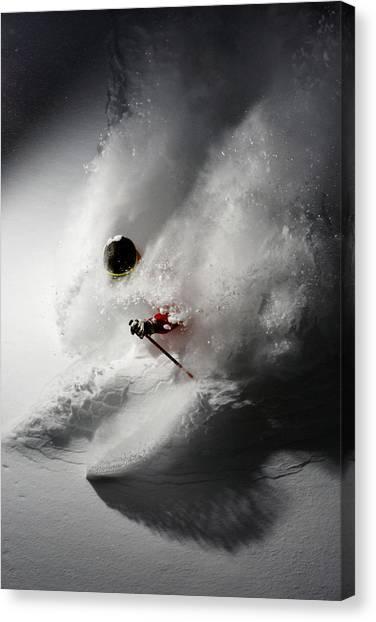 Image Of The Week 5 Canvas Print by Fredrik Schenholm