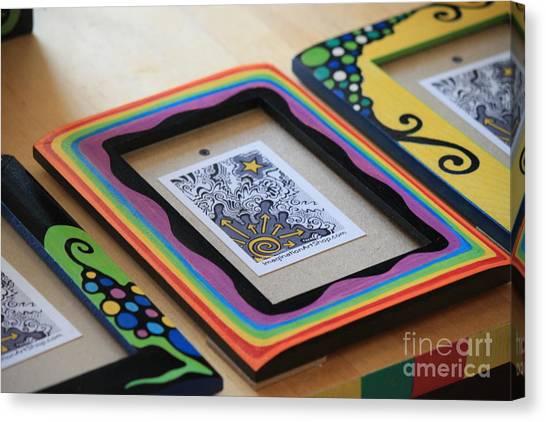 Imagination Art Shop Canvas Print