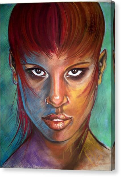 Imaginatti Canvas Print