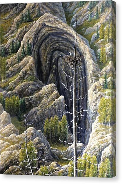 Immensity Canvas Print