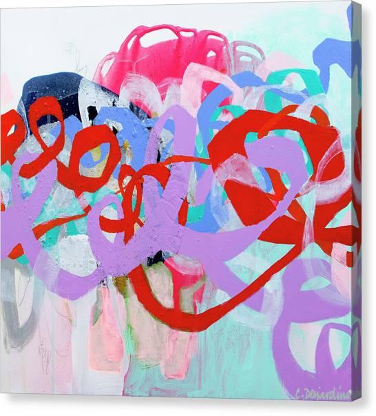 Canvas Print - Impatient by Claire Desjardins
