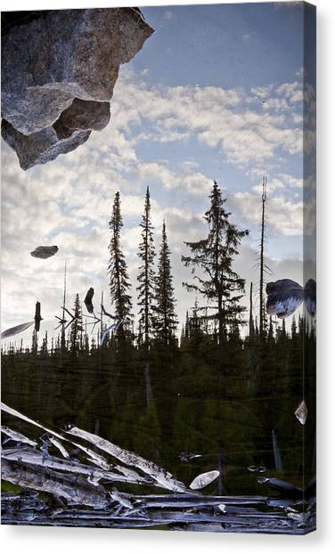 Impending Doom Canvas Print
