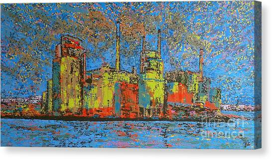 Impression - Irving Mill Canvas Print
