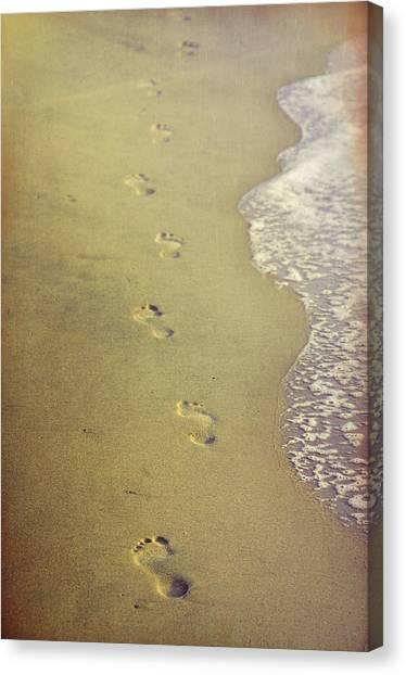 Impression Imprints Canvas Print by JAMART Photography