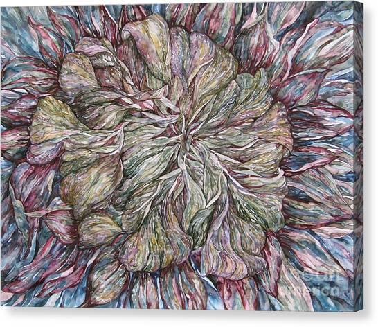 In Focus Canvas Print