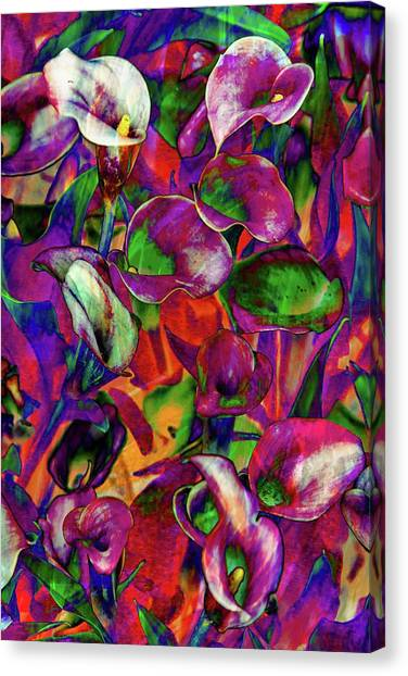 Nevada Canvas Print - In Living Color by Az Jackson