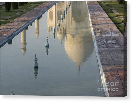 In Water Canvas Print