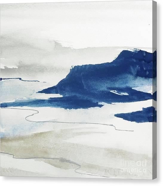Canvas Print - Indigo Jetty II by Chris Paschke