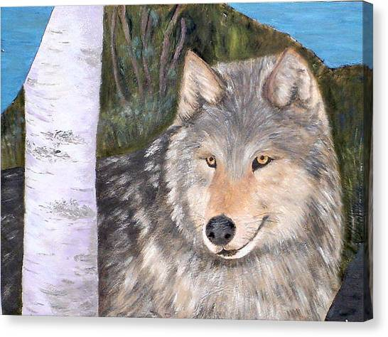 Indomitable Spirit II Canvas Print by Merle Blair