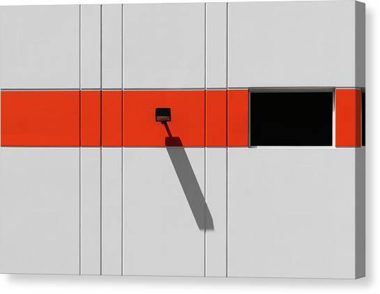 Industrial Minimalism 33 Canvas Print