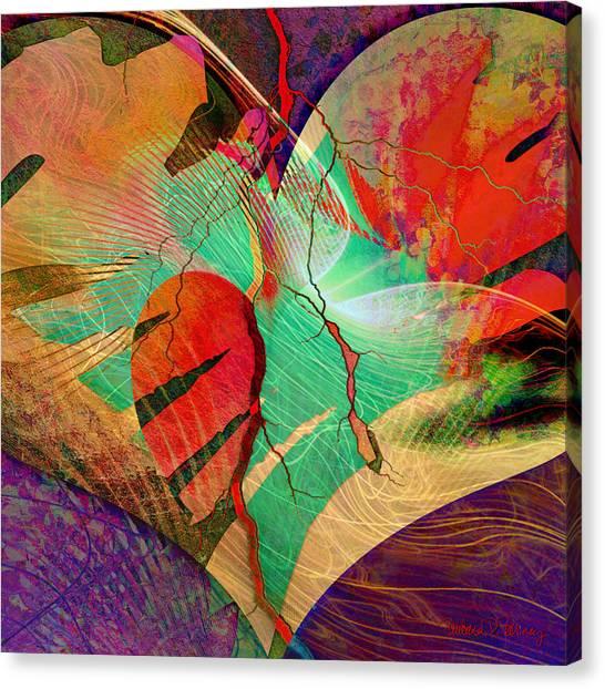Infatuation Canvas Print