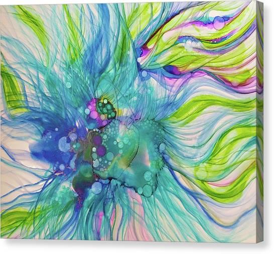 Infinite Unknowns Canvas Print