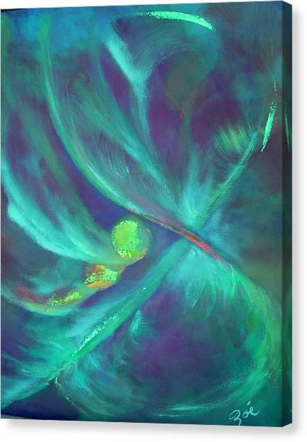 Canvas Print - Infinity by Zoe Landria