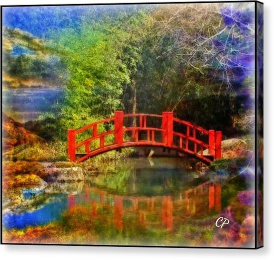 Inner Bridges Canvas Print