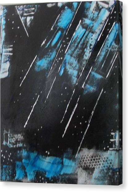 Inner Flight Canvas Print