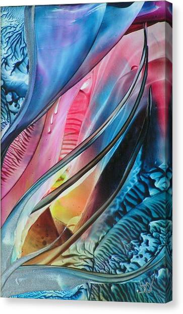 Inner Glow Canvas Print by John Vandebrooke