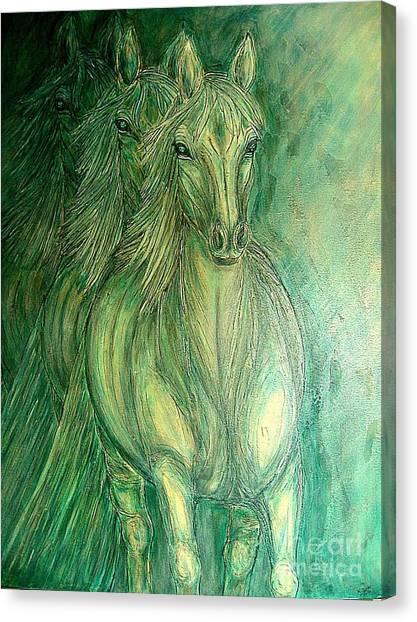 Inner Spirit Canvas Print
