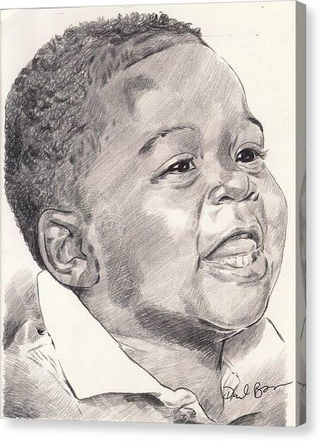 Innocence Canvas Print by Darryl Barnes