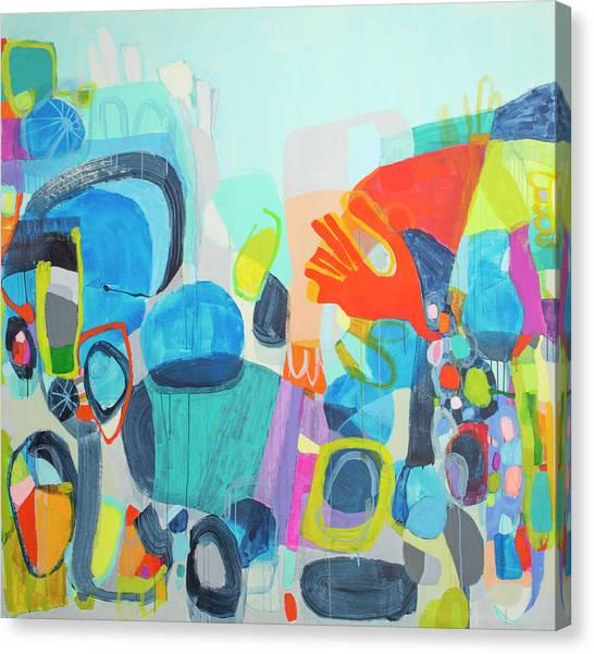 Canvas Print - Insatiable by Claire Desjardins