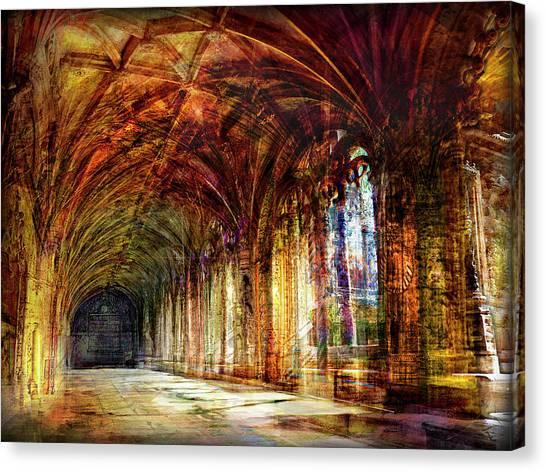 Inside 2 - Transit Canvas Print