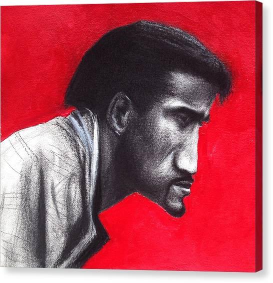 Inside Sammy Davis Canvas Print