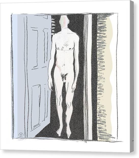 Insomnia 1 Canvas Print