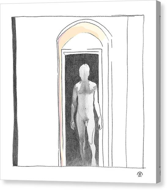Insomnia 2 Canvas Print