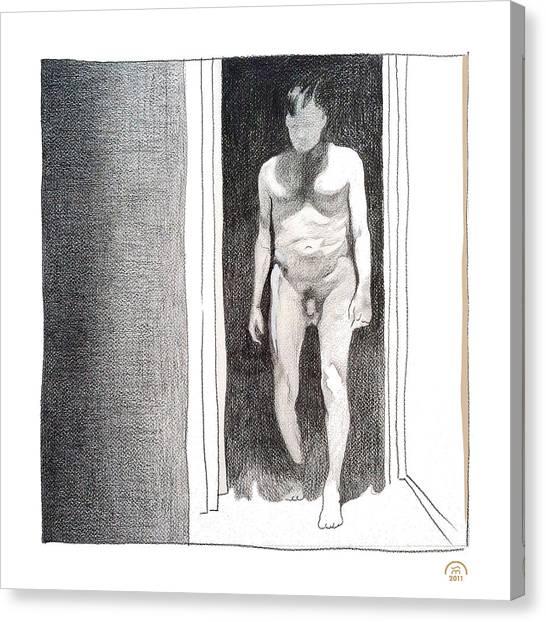 Insomnia 4 Canvas Print