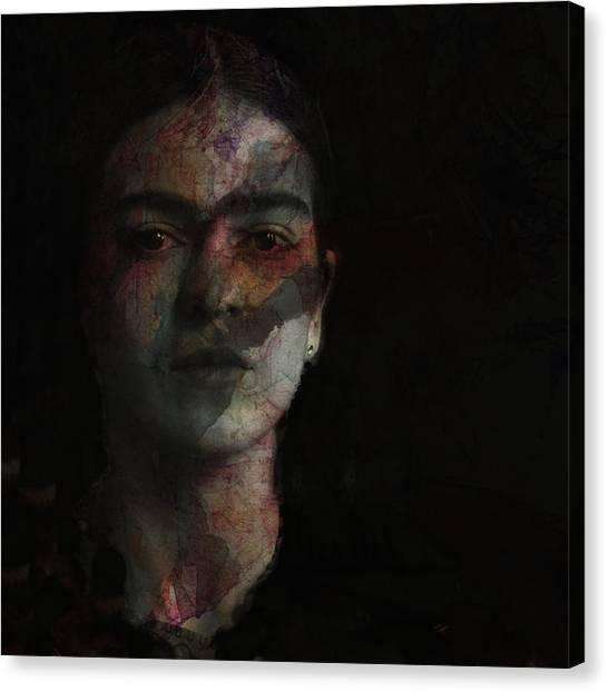 Painters Canvas Print - Inspiration Frida Kahlo  by Paul Lovering