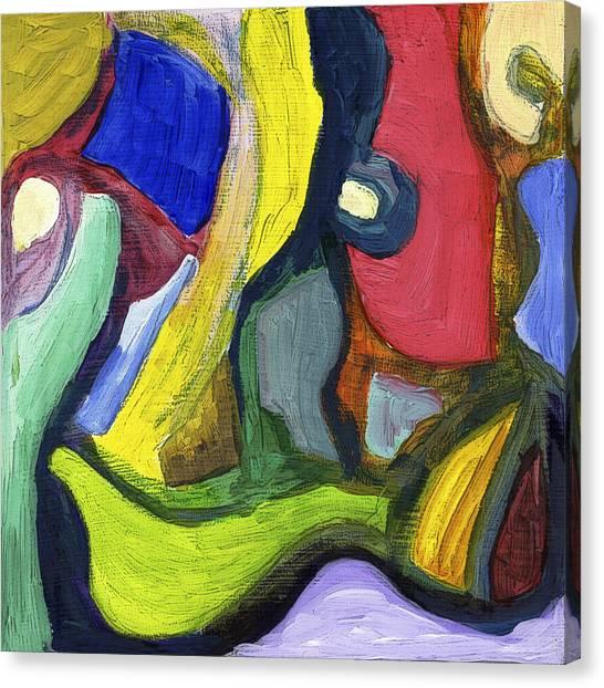 Canvas Print - Inspire by Color Splash