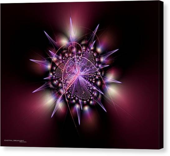 Inspire Canvas Print by Dreamlight  Creations
