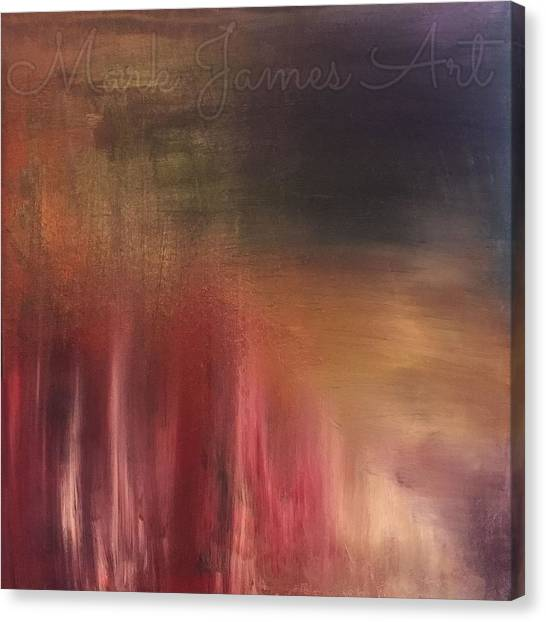 Inspired Canvas Print by Mark James