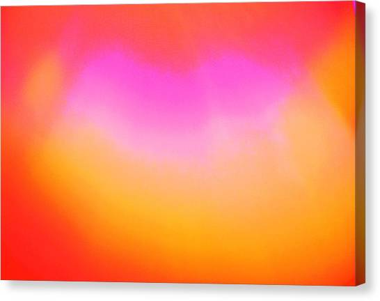 Interfuse Canvas Print by Nereida Slesarchik Cedeno Wilcoxon