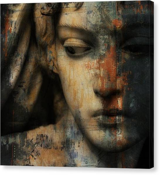 Mixed-media Canvas Print - Intermezzo by Paul Lovering