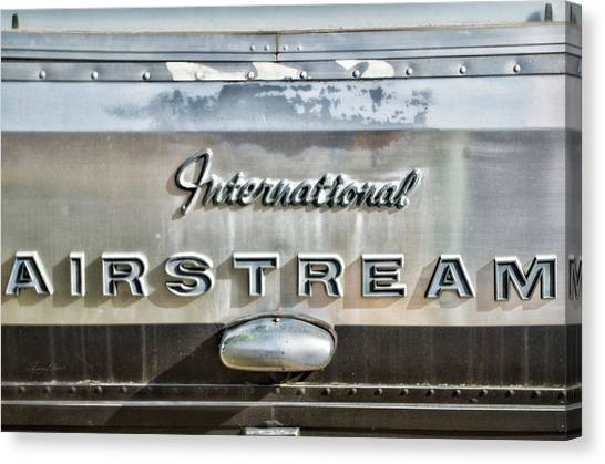 International Airstream Canvas Print