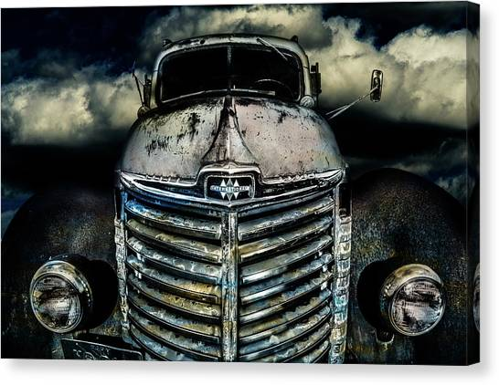 International Truck 7 Canvas Print