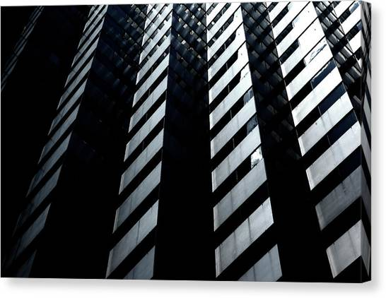 Into Light Canvas Print